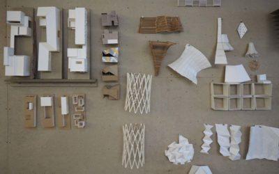 choosing an architect modal design
