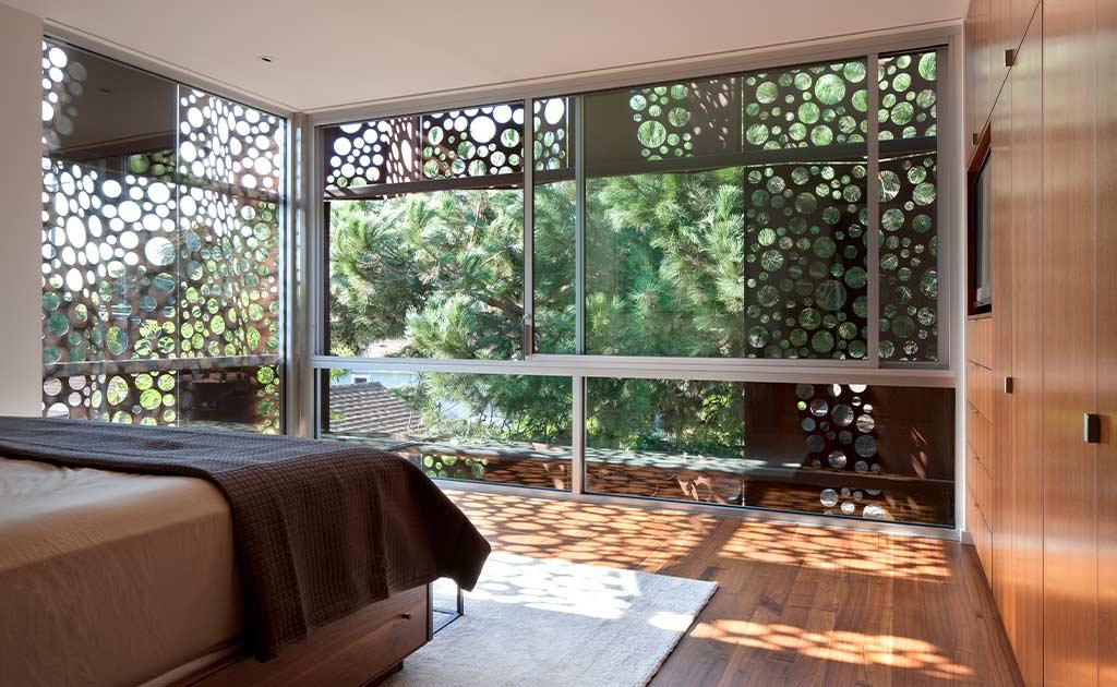 material palette for modern house